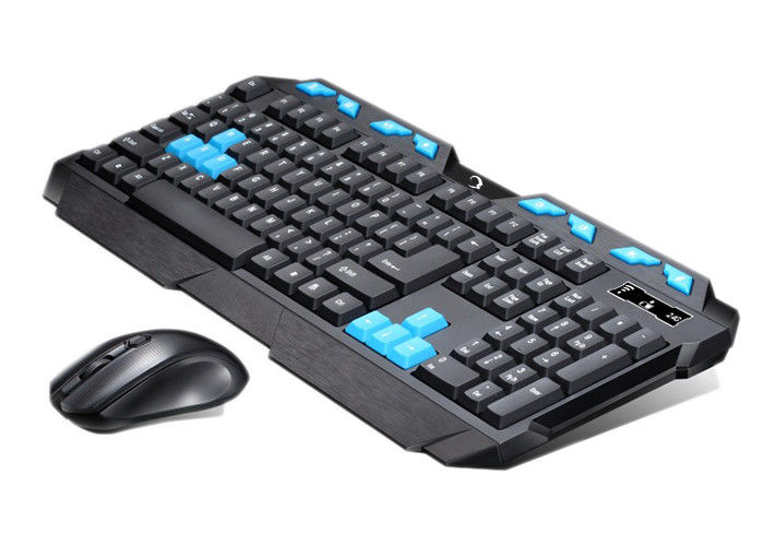 High Precision Long Range Wireless Keyboard And Mouse Combo For Laptop