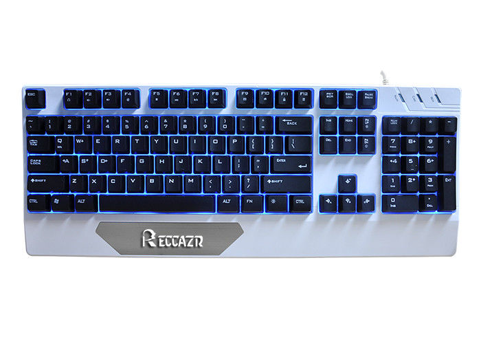 Waterproof Gaming Computer Keyboard with Backlit / Palm Rest for Office